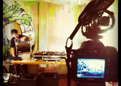 Video Shoot @ Sol Collective