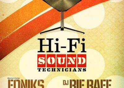 Hi- Fi Sound Tech- Foniks